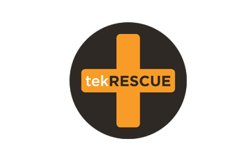 tekRESCUE IT & Web Solutions logo