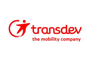 Transdev logo: The Mobility Company
